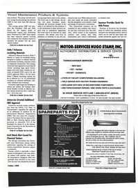Maritime Reporter Magazine, page 71,  Oct 1999 Reader