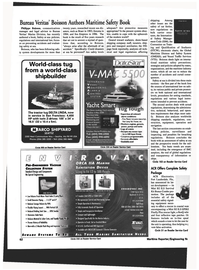 Maritime Reporter Magazine, page 74,  Oct 1999 Combo