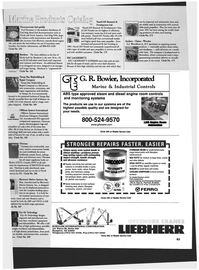 Maritime Reporter Magazine, page 75,  Oct 1999 South America