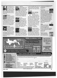 Maritime Reporter Magazine, page 79,  Oct 1999