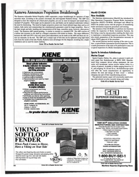 Maritime Reporter Magazine, page 98,  Nov 1999 greater energy absorption