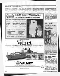 Maritime Reporter Magazine, page 104,  Nov 1999 MD-665 Circle