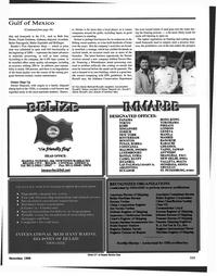 Maritime Reporter Magazine, page 115,  Nov 1999 Central America