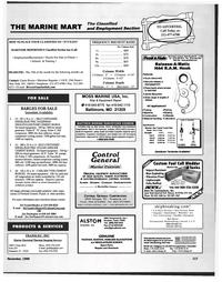 Maritime Reporter Magazine, page 121,  Nov 1999 http