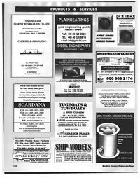 Maritime Reporter Magazine, page 122,  Nov 1999 West Coast