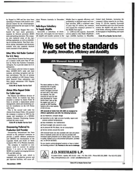 Maritime Reporter Magazine, page 13,  Nov 1999 DIN EN