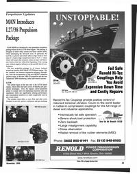 Maritime Reporter Magazine, page 23,  Nov 1999 fuel oil consumption