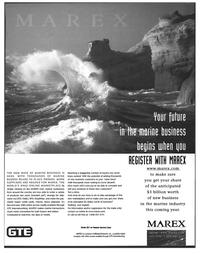 Maritime Reporter Magazine, page 1,  Nov 1999 UPS