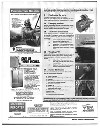 Maritime Reporter Magazine, page 2,  Nov 1999 Louisiana