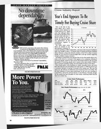 Maritime Reporter Magazine, page 38,  Nov 1999 millennium travel