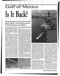 Maritime Reporter Magazine, page 42,  Nov 1999 Richard Schenk
