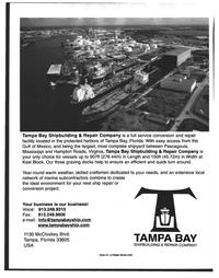 Maritime Reporter Magazine, page 50,  Nov 1999 Virginia