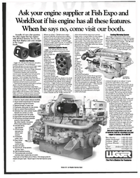 Maritime Reporter Magazine, page 52,  Nov 1999 Cylinder Heads