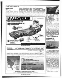 Maritime Reporter Magazine, page 56,  Nov 1999 West Virginia