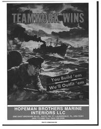 Maritime Reporter Magazine, page 57,  Nov 1999