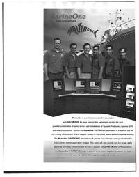 Maritime Reporter Magazine, page 64,  Nov 1999 MarineOne NAUTRONIX association