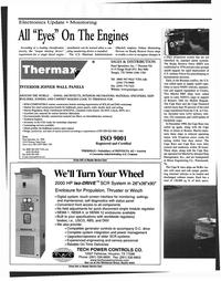Maritime Reporter Magazine, page 72,  Nov 1999 Harman On Time Radio