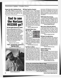 Maritime Reporter Magazine, page 76,  Nov 1999 Heinz Baier