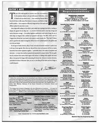 Maritime Reporter Magazine, page 6,  Nov 1999 Boatbuilding Technology