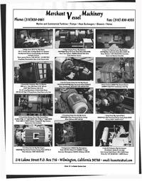 Maritime Reporter Magazine, page 82,  Nov 1999 Diameter Cab-Operated Electric Traveling Bridge