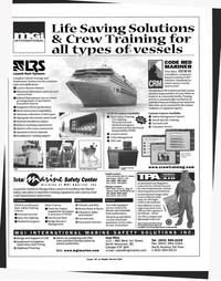 Maritime Reporter Magazine, page 93,  Nov 1999 Northwest
