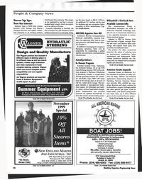 Maritime Reporter Magazine, page 94,  Nov 1999 New Jersey