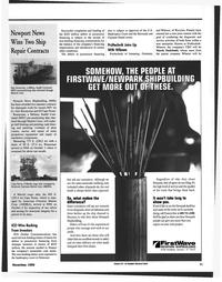 Maritime Reporter Magazine, page 95,  Nov 1999 Harman On Time Radio
