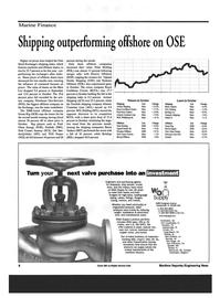 Maritime Reporter Magazine, page 8,  Dec 1999