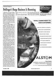 Maritime Reporter Magazine, page 9,  Dec 1999