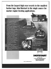 Maritime Reporter Magazine, page 2nd Cover,  Dec 1999