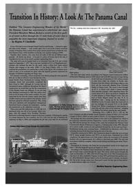 Maritime Reporter Magazine, page 18,  Dec 1999
