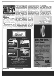 Maritime Reporter Magazine, page 19,  Dec 1999