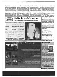 Maritime Reporter Magazine, page 22,  Dec 1999