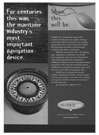 Maritime Reporter Magazine, page 1,  Dec 1999