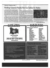 Maritime Reporter Magazine, page 28,  Dec 1999