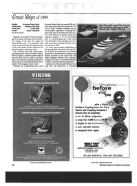 Maritime Reporter Magazine, page 30,  Dec 1999