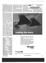 Maritime Reporter Magazine, page 31,  Dec 1999