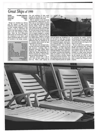 Maritime Reporter Magazine, page 36,  Dec 1999