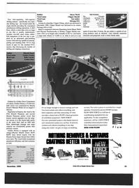 Maritime Reporter Magazine, page 41,  Dec 1999