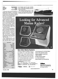 Maritime Reporter Magazine, page 45,  Dec 1999