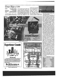 Maritime Reporter Magazine, page 46,  Dec 1999