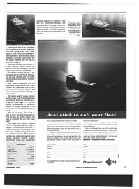 Maritime Reporter Magazine, page 47,  Dec 1999