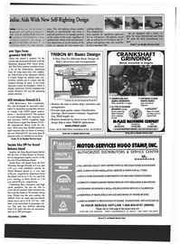 Maritime Reporter Magazine, page 49,  Dec 1999