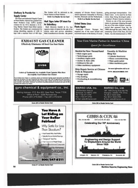 Maritime Reporter Magazine, page 50,  Dec 1999