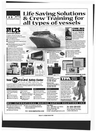 Maritime Reporter Magazine, page 53,  Dec 1999