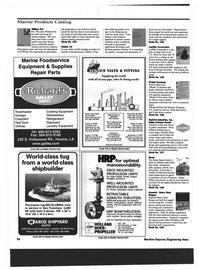 Maritime Reporter Magazine, page 58,  Dec 1999