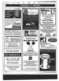 Maritime Reporter Magazine, page 66,  Dec 1999
