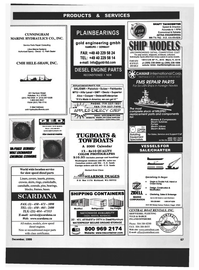 Maritime Reporter Magazine, page 67,  Dec 1999 Colorado