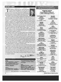 Maritime Reporter Magazine, page 6,  Dec 1999