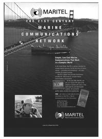Maritime Reporter Magazine, page 7,  Dec 1999